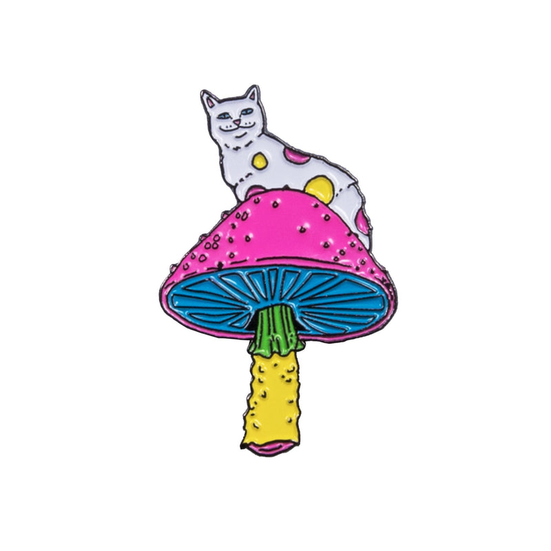 RIPNDIP - Psychedelic Pin - The Giant Peach