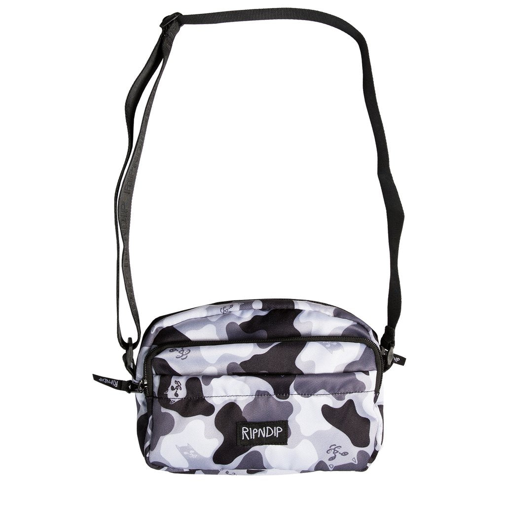 RIPNDIP - Blizzard Shoulder Bag, Black
