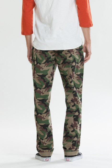 OBEY - Quality Dissent Recon 14 Men's Pants, Field Camo - The Giant Peach