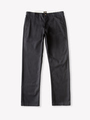 OBEY - Good Times (Slim Fit) Men's Pant, Black - The Giant Peach - 1