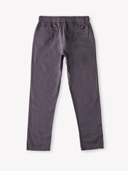 OBEY - Traveler Slub Twill Men's Pant, Asphalt - The Giant Peach - 3