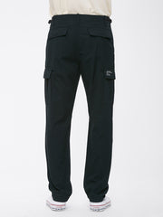 OBEY - Recon Cargo Men's Pants, Black - The Giant Peach