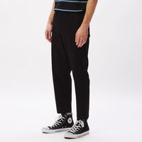 OBEY - Straggler Flooded Pants, Black