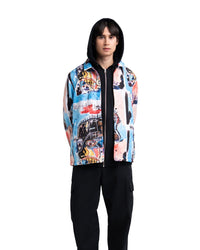 Herschel Supply Co. x Basquiat - Voyage Men's Coach Jacket, Basquiat