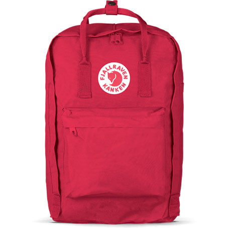 "Fjallraven - Kanken 15"" Laptop Backpack, Plum"