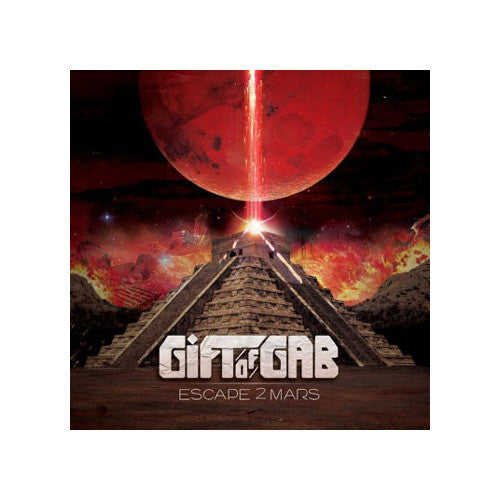 Gift of Gab - Escape 2 Mars, CD - The Giant Peach
