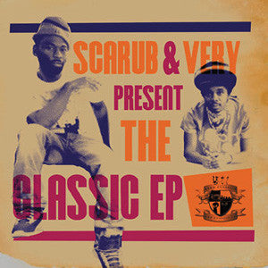 Afro Classics (Scarub & Very) - The Classic EP, CD - The Giant Peach