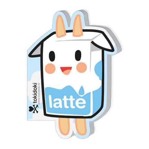 tokidoki - Latte Die-Cut Journal