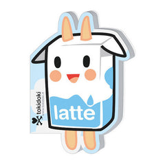 tokidoki - Latte Die-Cut Journal - The Giant Peach