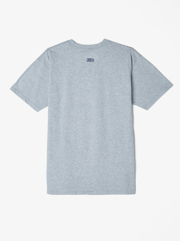 OBEY - Defend Dignity Men's Shirt, Heather Grey