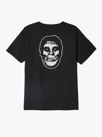 OBEY x Misfits Fiend Club Men's Shirt, Black - The Giant Peach