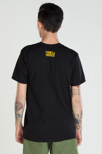 OBEY - Go Campaign Men's Shirt, Black - The Giant Peach