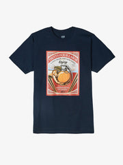 OBEY - Fruits Of Our Labor Men's Shirt, Navy - The Giant Peach
