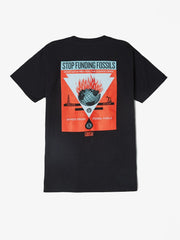 OBEY - 350. Org Awareness Men's Shirt, Black