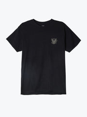 OBEY - Look Out Below Men's Shirt, Black - The Giant Peach