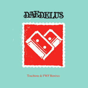 "Daedelus - Touchtone, 12"" Vinyl - The Giant Peach"