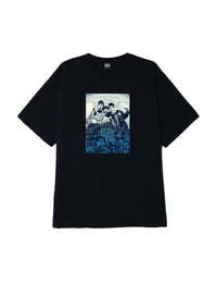 OBEY x Glen E. Friedman Beastie Boys Tee, Black