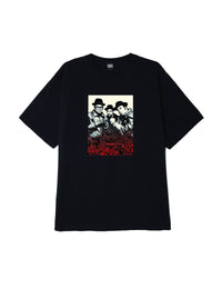 OBEY x Glen E. Friedman Run-DMC Tee, Black