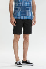 OBEY - Working Man II Men's Shorts, Black - The Giant Peach - 1