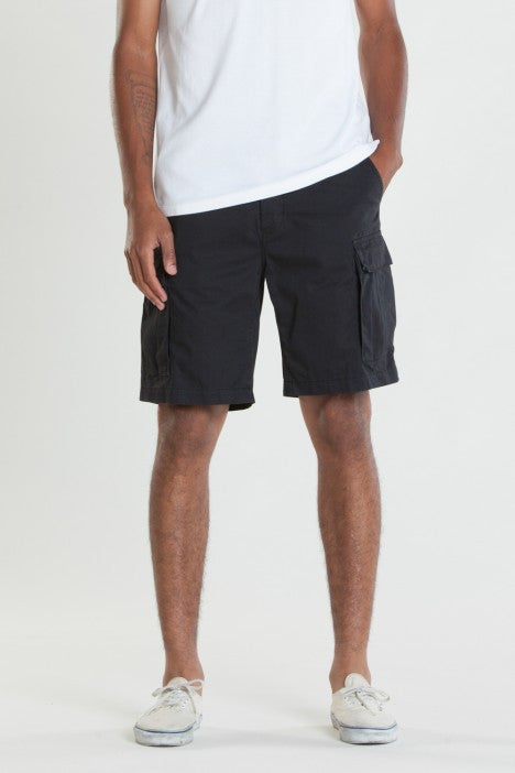 OBEY - Recon Men's Shorts, Black - The Giant Peach - 1