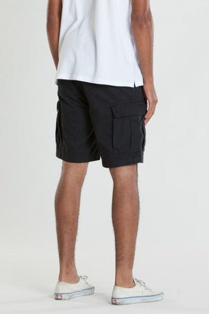 OBEY - Recon Men's Shorts, Black - The Giant Peach