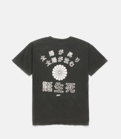 10Deep - The Sun Also Sets Men's Tee, Black
