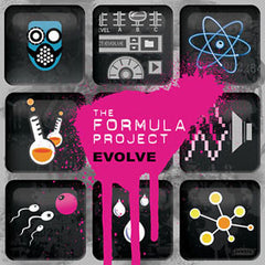 The Formula Project - Evolve, LP Vinyl - The Giant Peach
