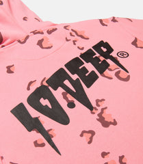 10Deep - Sound & Fury Men's Hoodie, Pink Chips