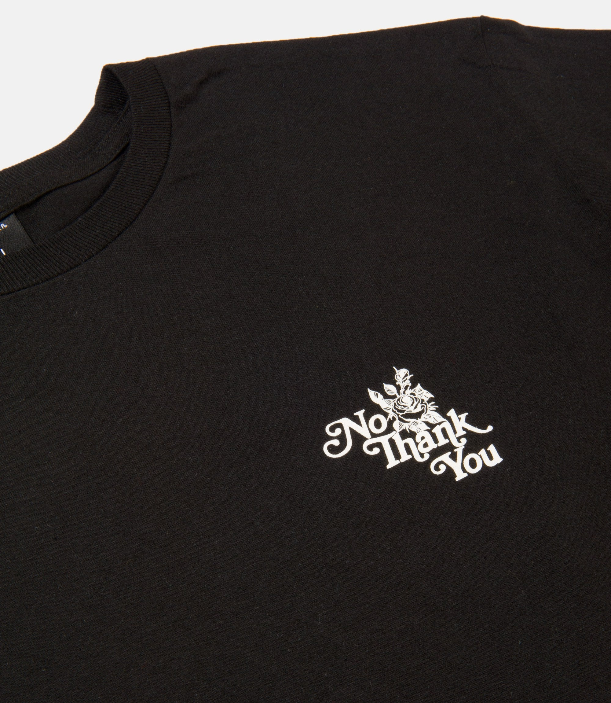 10Deep - Many Returns Men's Tee, Black - The Giant Peach