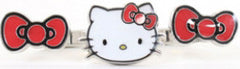 Loungefly - Hello Kitty Bow & Head 2-Finger Ring - The Giant Peach - 1