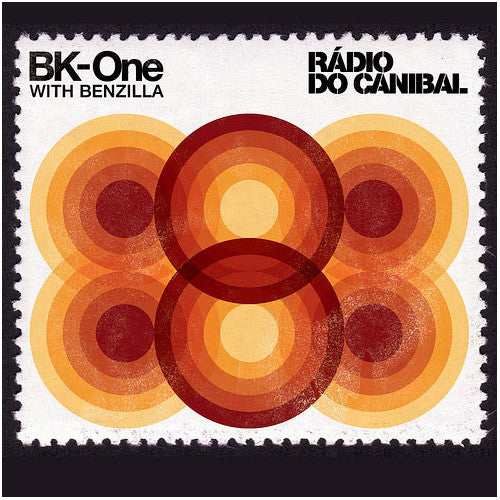 BK-One - Radio Do Canibal, CD - The Giant Peach