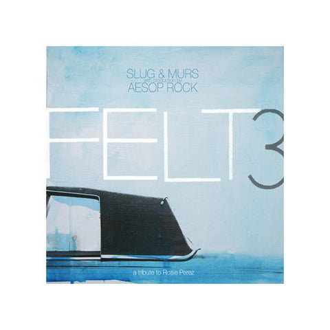 Felt - Felt 3: A Tribute To Rosie Perez, CD
