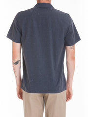 OBEY - Brighton Woven S/S Men's Shirt, Charcoal - The Giant Peach - 2