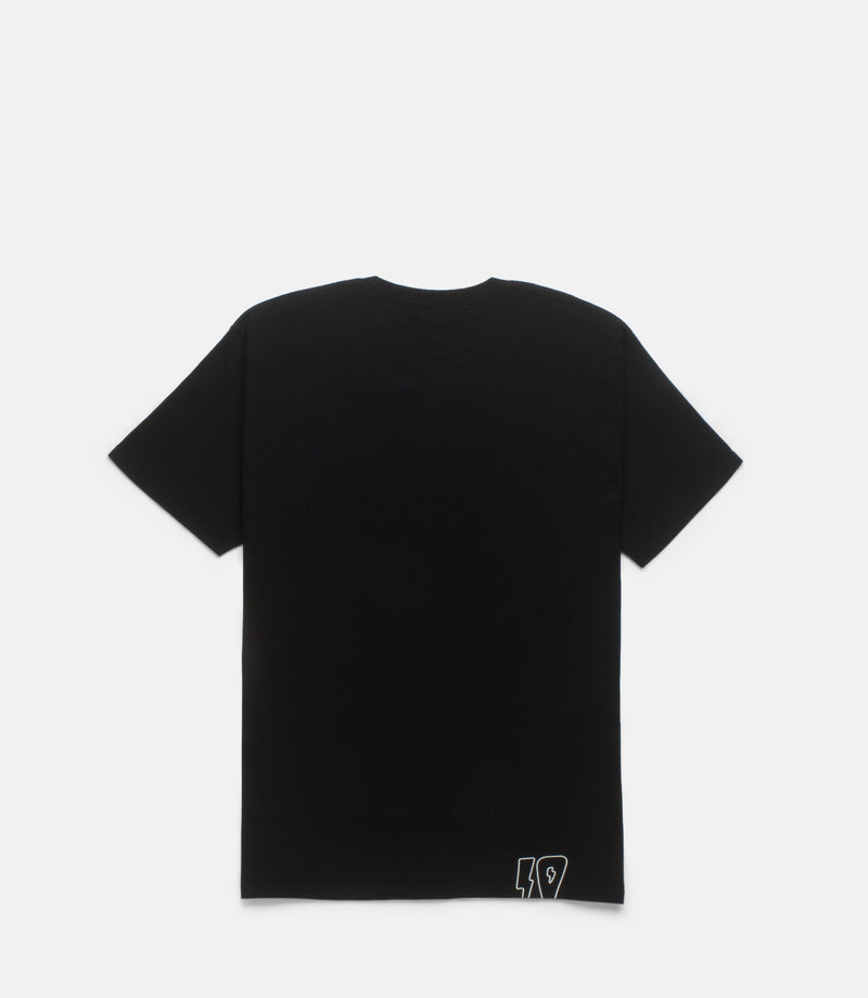 10Deep - Deep Inside Men's Tee, Black - The Giant Peach