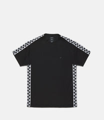 10Deep - Checkered Tape Sport Men's Shirt, Black