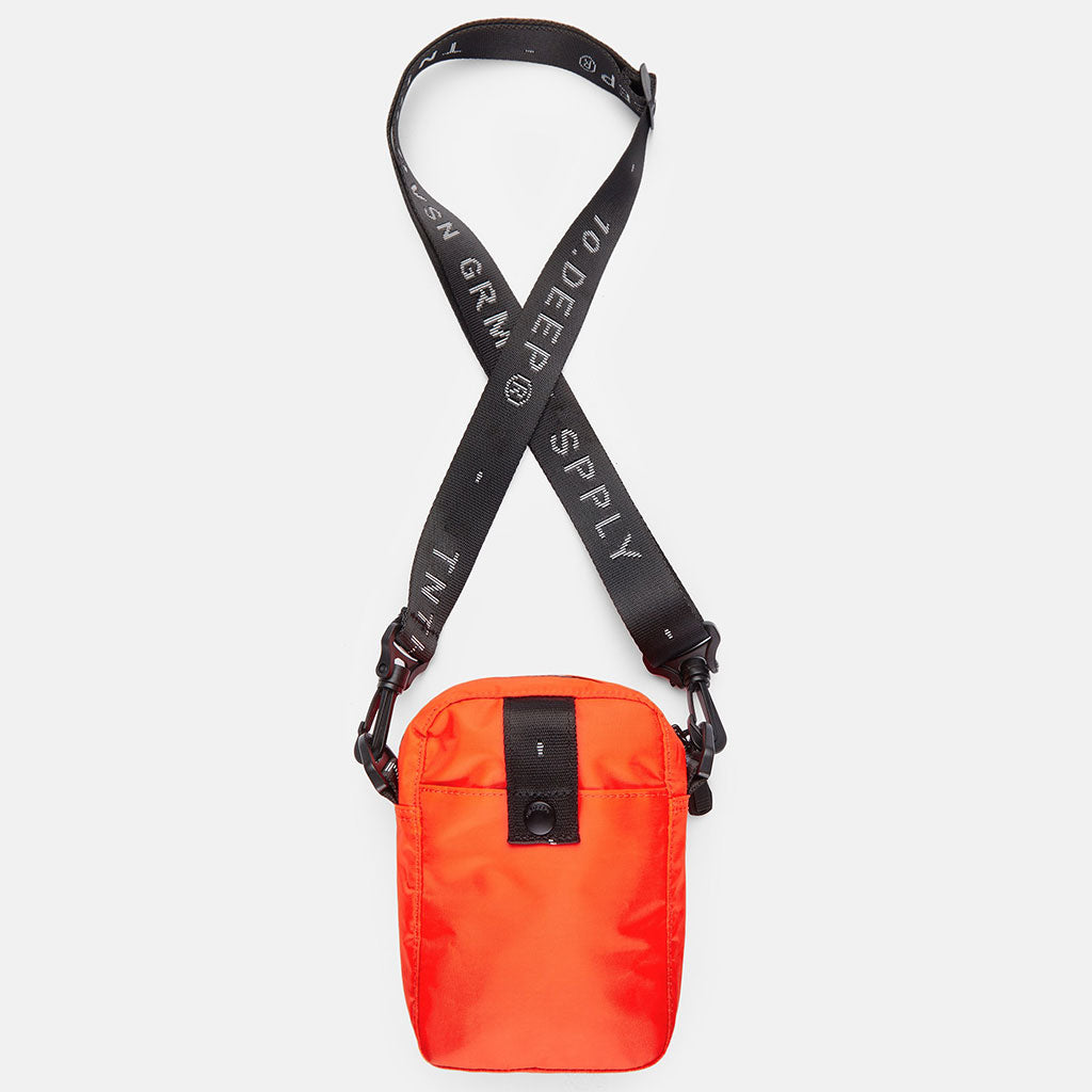 10Deep - Division Satchel, Neon Orange