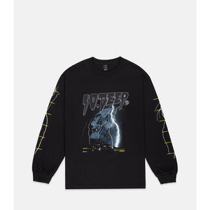 10Deep - Dystopia Men's L/S Tee, Black