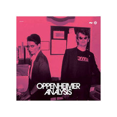 "Oppenheimer Analysis - Radiance/Who's Really Listening?, 7"" Vinyl - The Giant Peach"