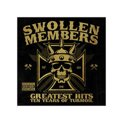 Swollen Members - Greatest Hits: 10 Years CD+DVD - The Giant Peach