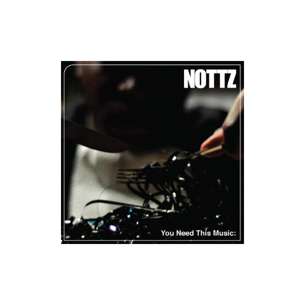 Nottz - You Need This Music, CD - The Giant Peach
