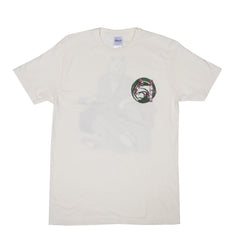 RIPNDIP - Warrior Men's Tee, Natural - The Giant Peach