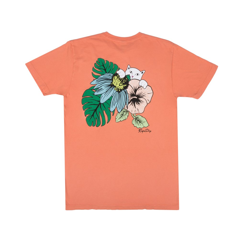 RIPNDIP - Tropicalia Men's Tee, Salmon