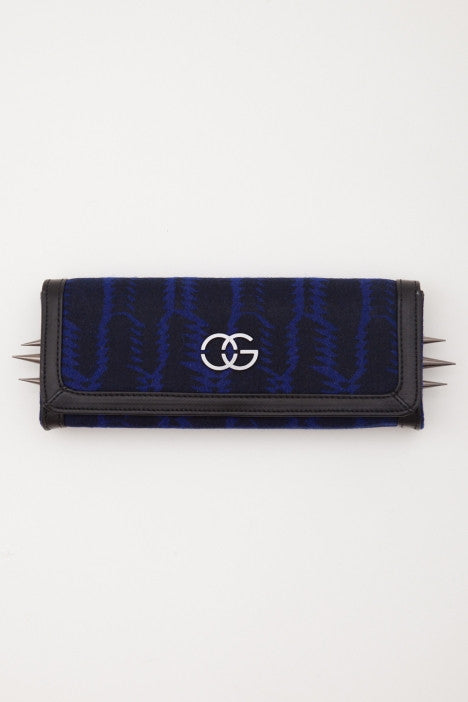 OBEY - Fear of the Dark Clutch, Cobalt - The Giant Peach