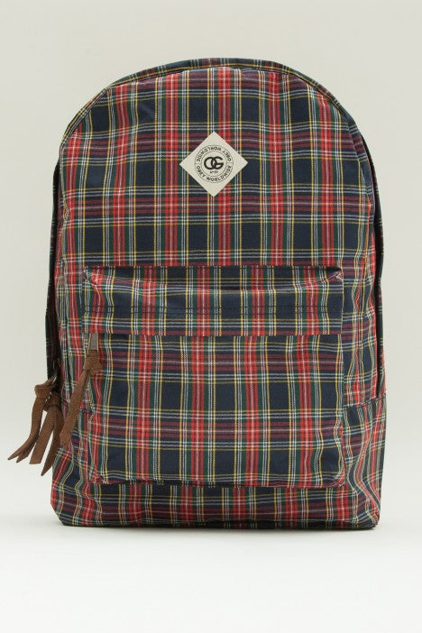 OBEY - Outsider Backpack, Navy - The Giant Peach