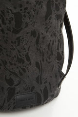 OBEY - Antwerp Bucket Backpack, Black Multi - The Giant Peach - 3
