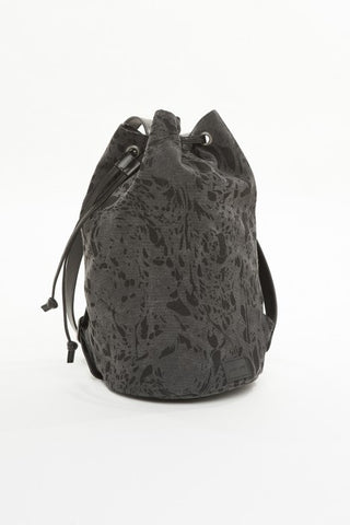 OBEY - Antwerp Bucket Backpack, Black Multi - The Giant Peach - 1