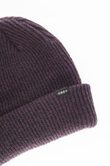 OBEY - Arcadia Beanie, Dress Blue/Port Royale - The Giant Peach - 2