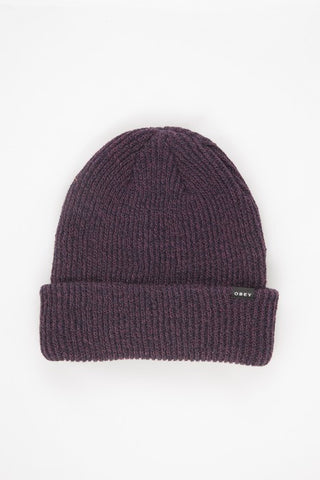 OBEY - Arcadia Beanie, Dress Blue/Port Royale