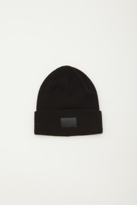 OBEY - Essex Beanie, Black - The Giant Peach