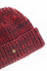 OBEY - Maywood II Beanie, Red Multi - The Giant Peach - 2